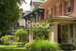 Picture of residential real estate