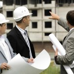 Picture of a construction project review